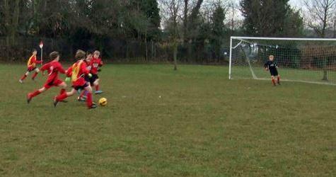 Bridgnorth Spartans Junior Match